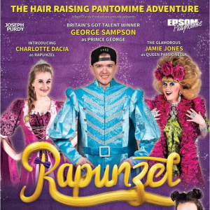 Rapunzel  - Summer PANTO Time at @EpsomPlayhouse  with BGT's @GeorgeSampson