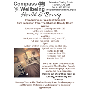 Compass Wellbeing Health and Beauty