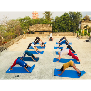 100 Hour Yoga Teacher Training Course In Rishkesh