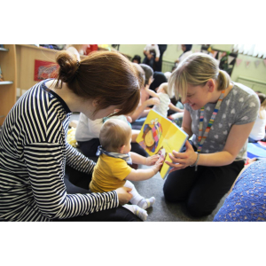 Baby Play at Breightmet Library