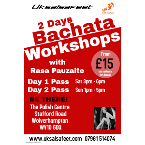 Learn bachata In A Weekend