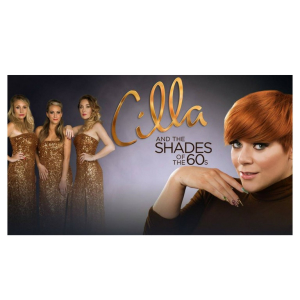 Cilla & The Shades of the 60s @ Forest Arts Centre