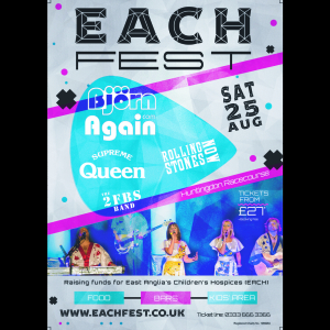 EACHfest- A time to remember