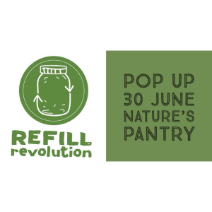Pop-Up Shop at Nature's Pantry