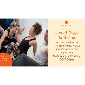 Forrest Yoga Workshop - with Ambra Vallo