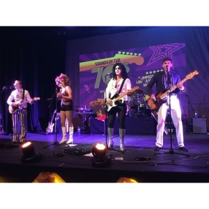 Sounds of the 70s tribute show At Bridport Arts Centre Friday 24th August