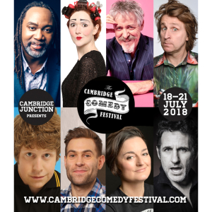 Cambridge Comedy Festival 2018