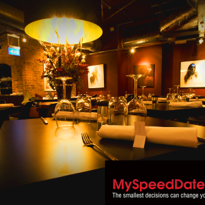 Speed dating - 13-06-2018 Birmingham