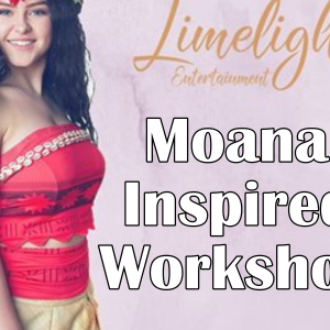 Moana Inspired Workshop St Neots