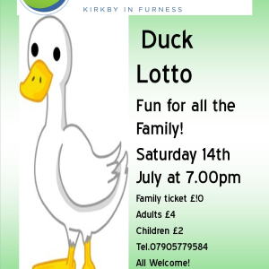 Duck Lotto Evening