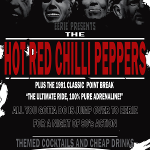 Hot Red Chilli Peppers