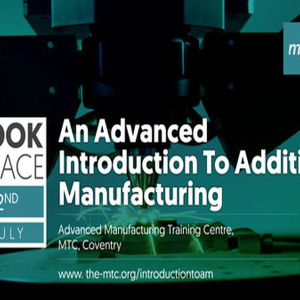 Advanced introduction To Additive Manufacturing