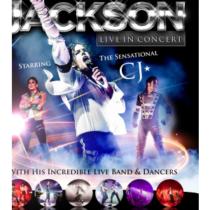 Jackson – Live in Concert
