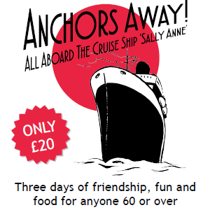 Holiday At Home: Anchors Away!