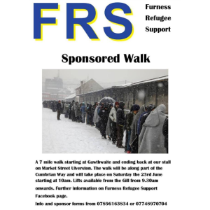 FRS Sponsored Walk