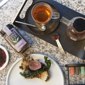 Grafene Launching New Tea and Food Tasting Menu with Pure Leaf