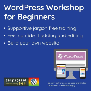 Wordpress Workshop For Beginners