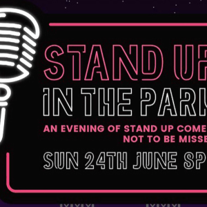 Stand up in the Park
