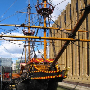The Golden Hinde Night Voyage