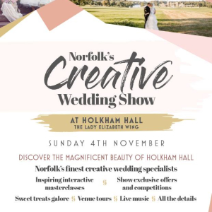 Norfolk's Creative Wedding Fair