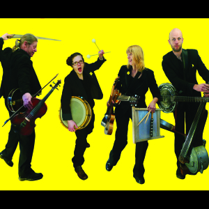 Grayshott Folk Club presents: THE CHURCHFITTERS + Ellie Fountain