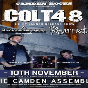 Camden Rocks presents Colt48 and more at Camden Assembly