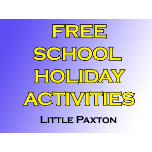 Free Children's Activities - Summer Holidays St Neots