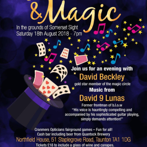 An evening of Music and Magic