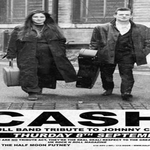 CASH: The Definitive Johnny Cash Tribute Live at The Half Moon Putney