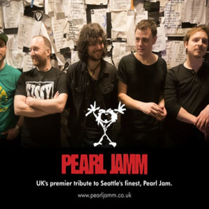 Pearl Jamm: The Tribute to Pearl Jam Live at The Half Moon Putney