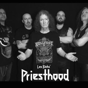 Les Binks' Priesthood: Judas Priest Drummer Live at The Half Moon Putney