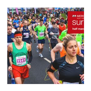 Mercer Surrey Half Marathon - 10 March 2019