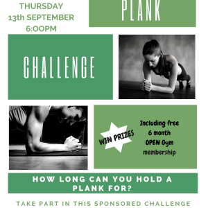 CORE-porate Plank Challenge