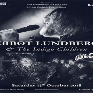 Ebbot Lundberg and The Indigo Children Live at The Half Moon Putney London