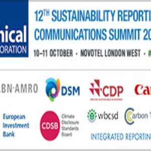 Ethical Corporation's 12th CR Reporting And Communications Summit 2018