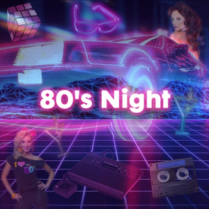 80's Night with Mark A. Wright at Grosvenor Casino Reading South