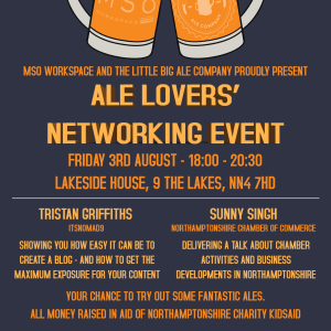 MSO Ale Lovers Networking