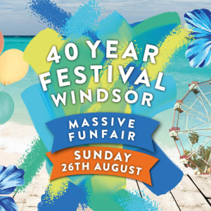 40 Year Festival at Royal Windsor Racecourse