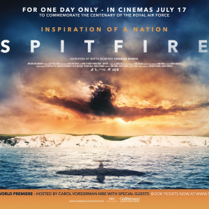 Spitfire at The Light Cinema Walsall