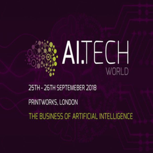 AI Tech World 2018, Exhibition And Conference