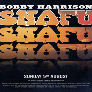 Bobby Harrison / SNAFU - Live at The Half Moon Putney