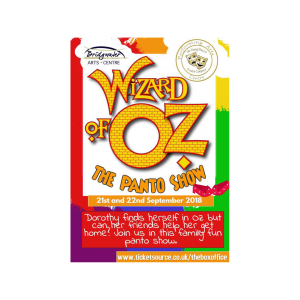 The Wizard of Oz: Panto Show