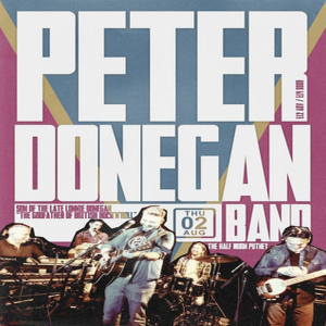 Peter Donegan Full band show