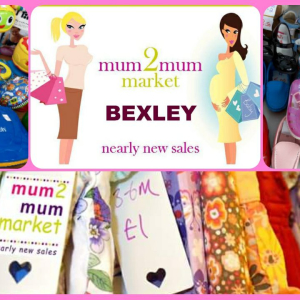 Mum2mum Nearly New Market Sidcup, BEXLEY – 15th September