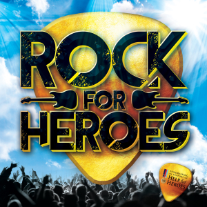 Rock for Heroes - Fundraising in Support of Help for Heroes