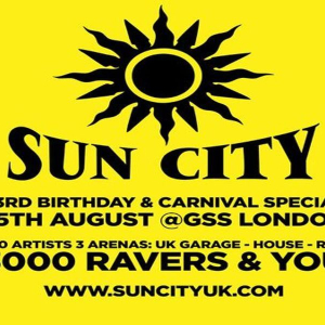 Sun City 23rd Birthday w/ DJ Luck and MC Neat, Heartless Crew, Pied Piper