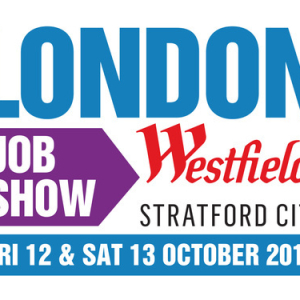 London Job Show Stratford, October 2018