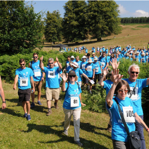 Walk for Parkinson's - Wandlebury Country Park 2018