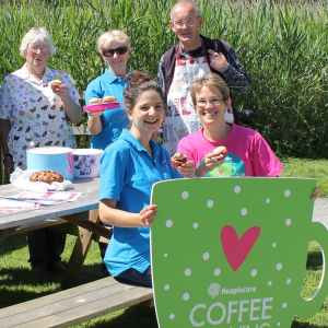 Hospiscare Coffee Morning - September 2018