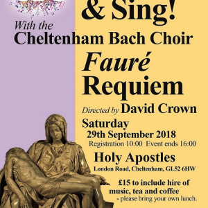 Come And Sing:  Faure's Requiem